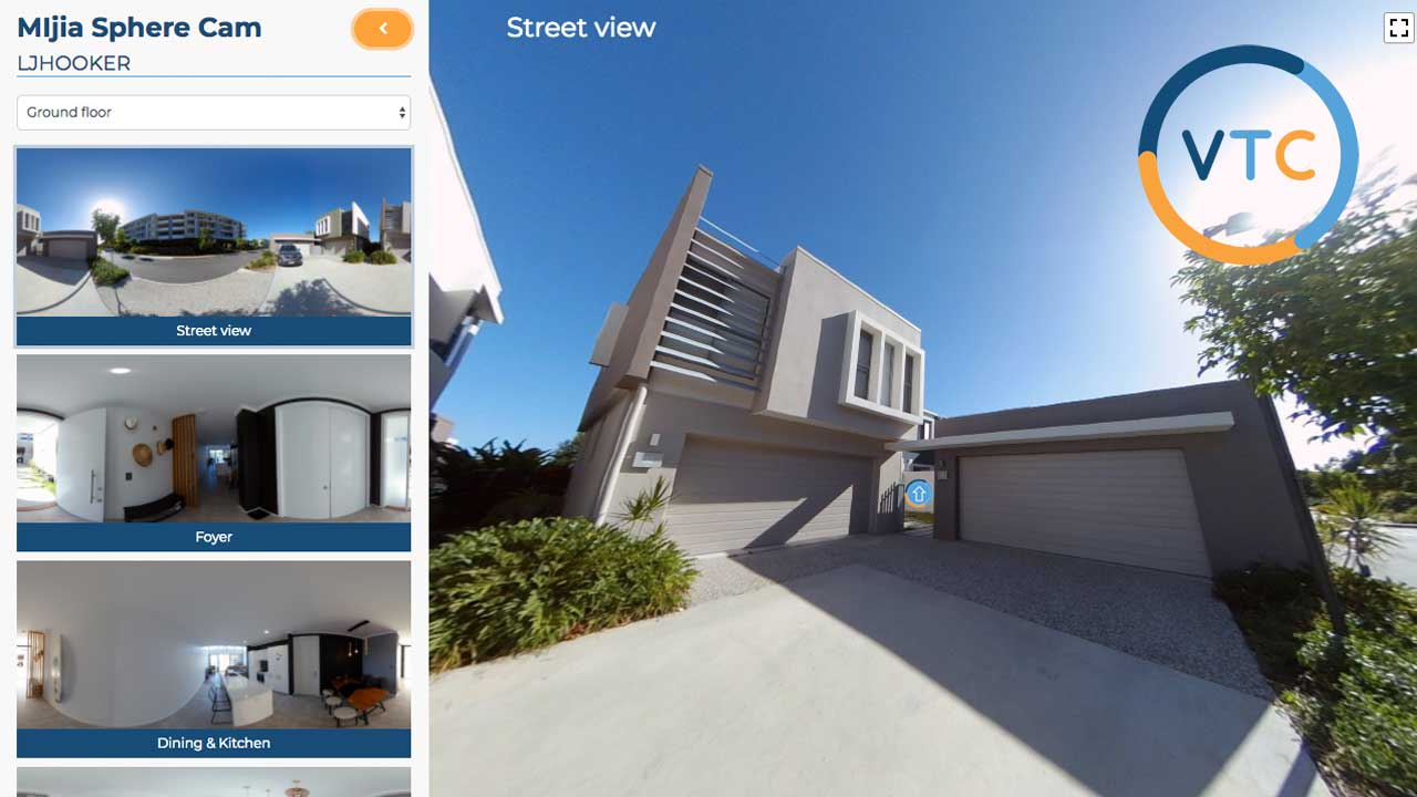 Real Estate Virtual Tour Companies Virtual Tours
