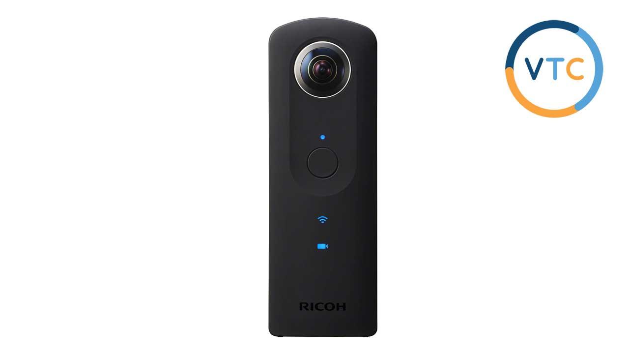 How to connect Theta V Camera?
