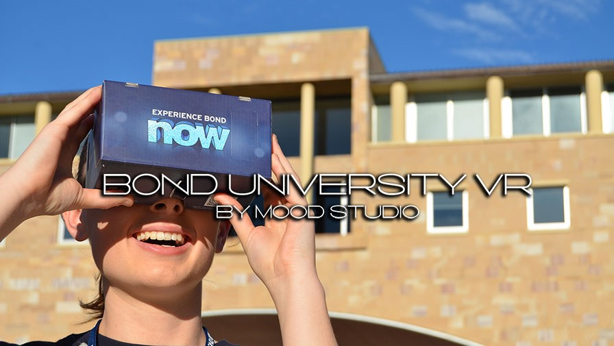 Bond University 360 Video Virtual Tour