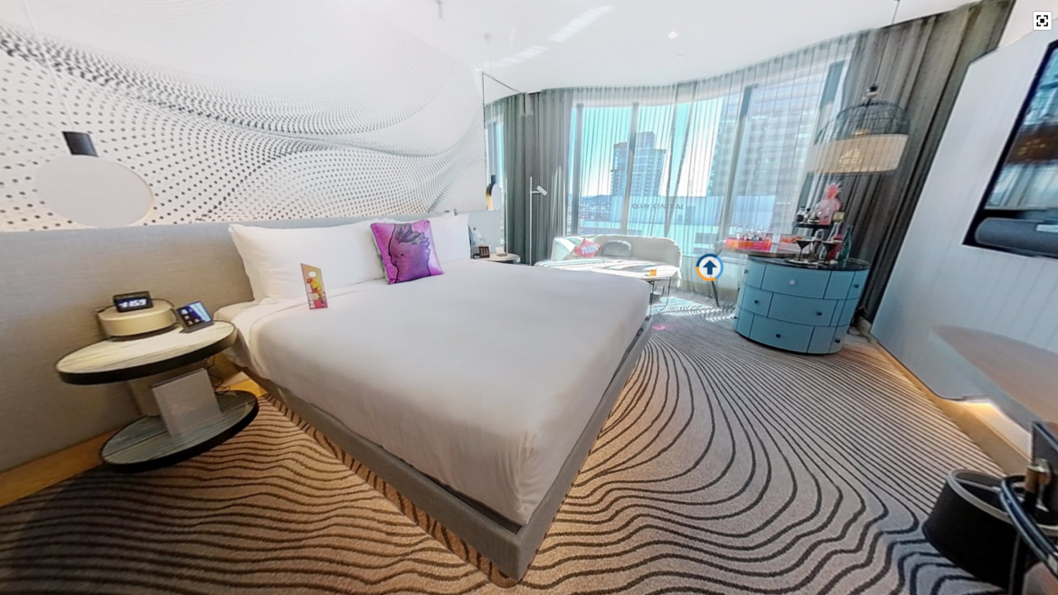 W Brisbane hotel virtual tour