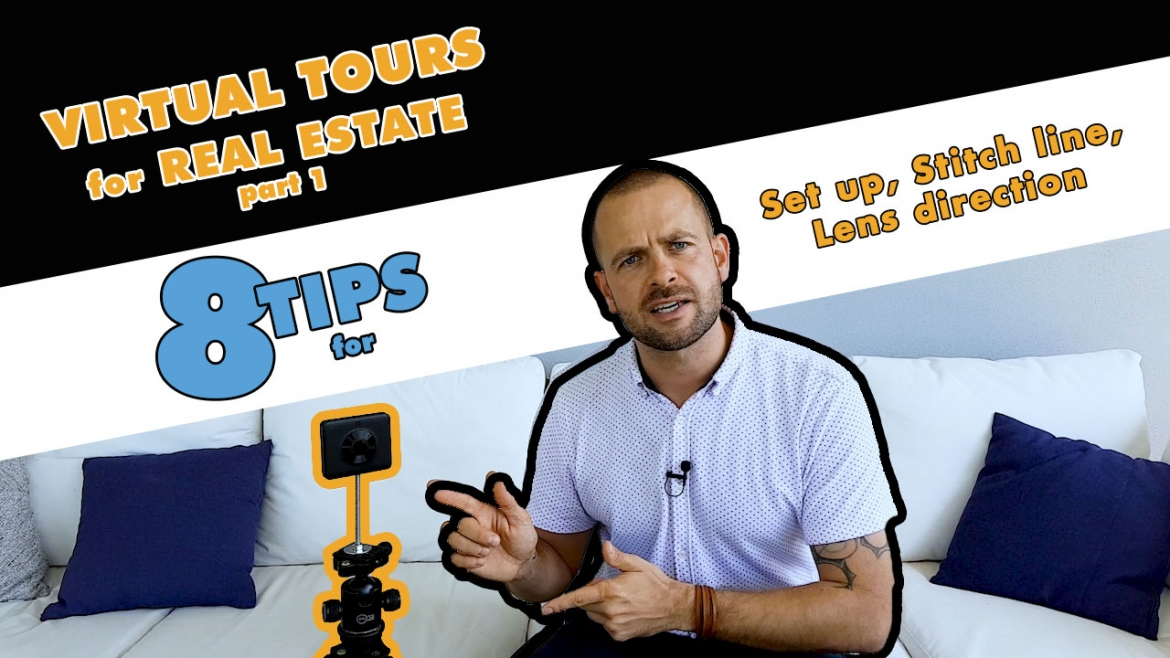 Ultimate free tutorial on 360 Real Estate photography,  part 1