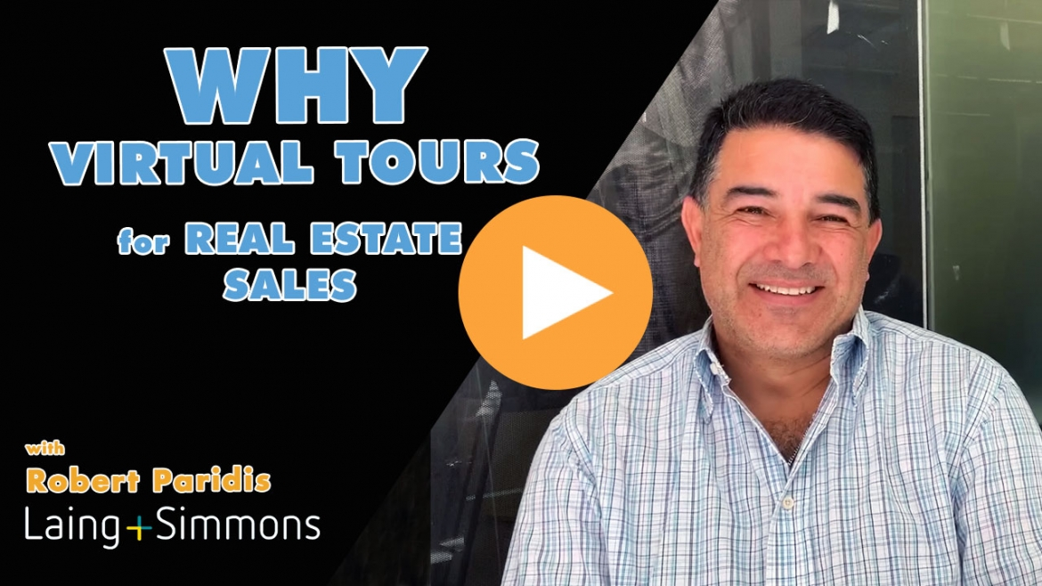What are the benefits of using best virtual tour software for real estate sales in Sydney ?