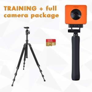 360 camera starter package