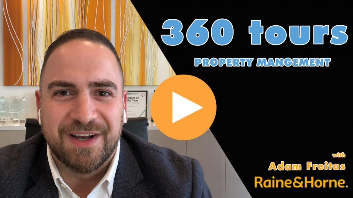 Using 360 vr tours for Property Management