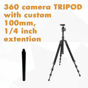 360 camera tripod