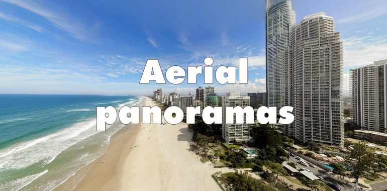 Aerial 360 Virtual Tours
