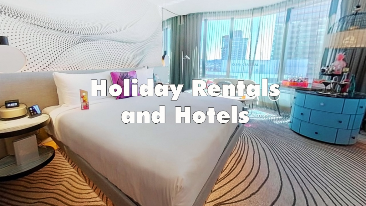 Virtual Tours for Holiday Rentals and Hotels