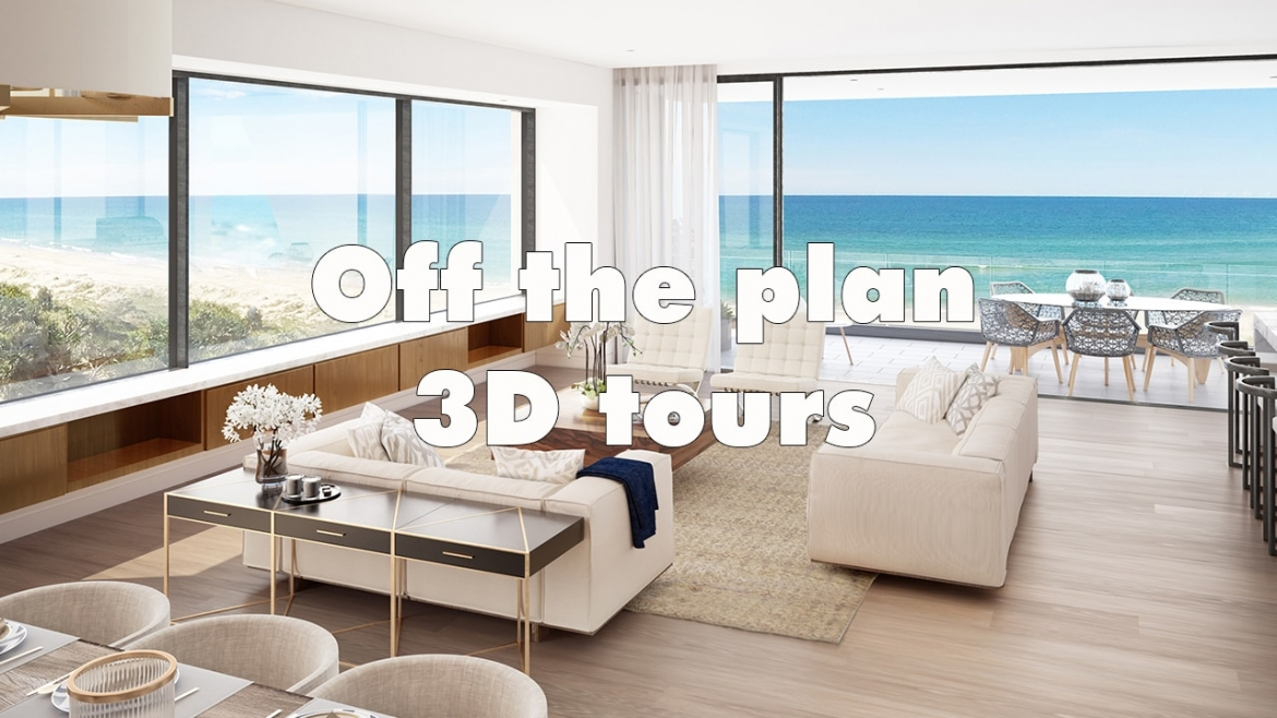 Virtual Tours for Off the plan
