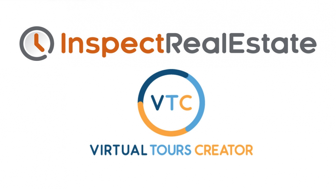 Inspect Real Estate integrates VTC virtual tours.