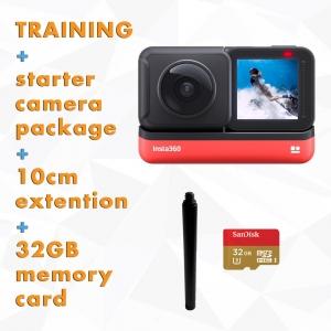 Training-+Insta360-OneR-360-edition-starter-camera-package