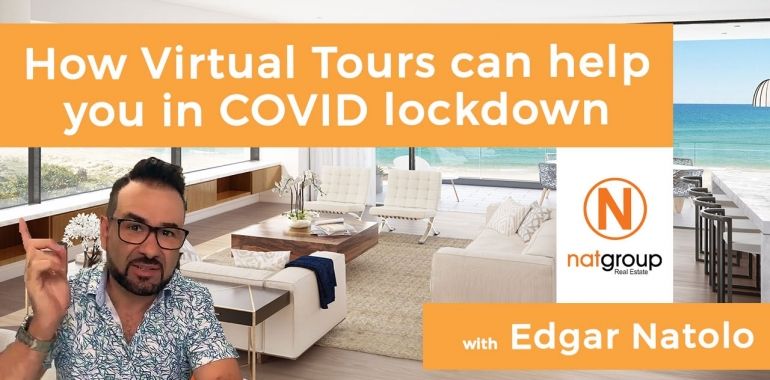 How Virtual Tours can help you in COVID real estate lockdown