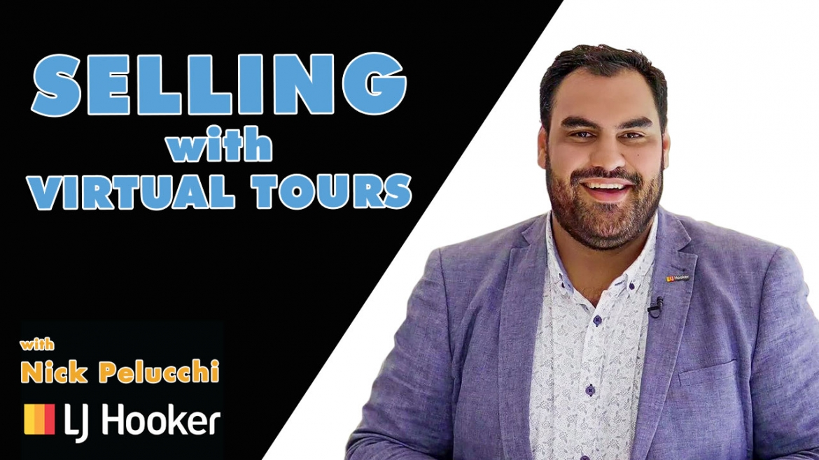 Customer success story – using Virtual Tours to sell real estate with Nick Pellucchi