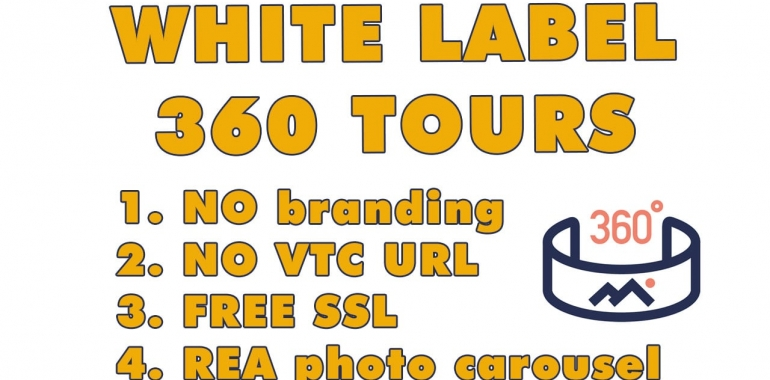 Best White label 360 virtual tours